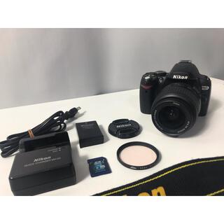ニコン(Nikon)の美品 Nikon D40x デジタル一眼レフカメラ すぐに撮影出来ます。(デジタル一眼)