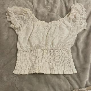 カスタネ(Kastane)のレースブラウス(シャツ/ブラウス(半袖/袖なし))