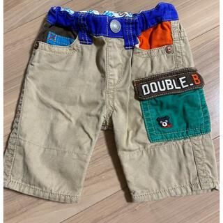 ダブルビー(DOUBLE.B)の◎ミキハウス ダブルビー ハーフパンツ 80◎(パンツ)
