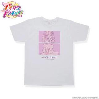 アイカツ(アイカツ!)の《新品未開封》アイカツ! デザインマート トライカラーTシャツ(アン)【M】(キャラクターグッズ)