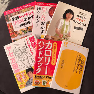ゲントウシャ(幻冬舎)のダイエット本 6冊セット (健康/医学)
