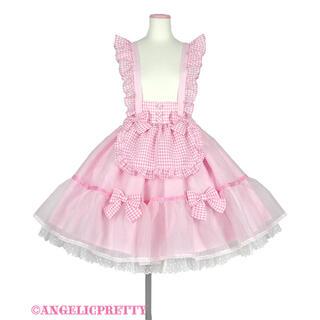 Angelic Pretty - ふんわりパフェスカート