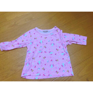 ハローキティ(ハローキティ)のパジャマ 【90サイズ】ハローキティ 美品(パジャマ)