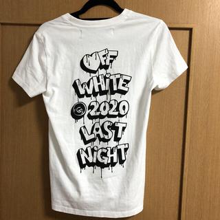 オフホワイト(OFF-WHITE)のオフホワイト 2020AW Tシャツ(Tシャツ/カットソー(半袖/袖なし))