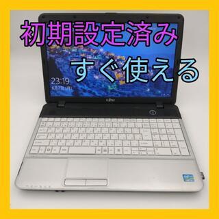 フジツウ(富士通)の富士通 Core i3 A531/CX(ノートPC)