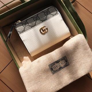 グッチ(Gucci)の【GGマーモント】 折り財布レア新品(財布)