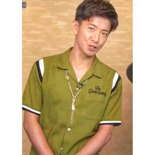 TENDERLOIN - TENDERLOIN☆ボーリングシャツ☆XS