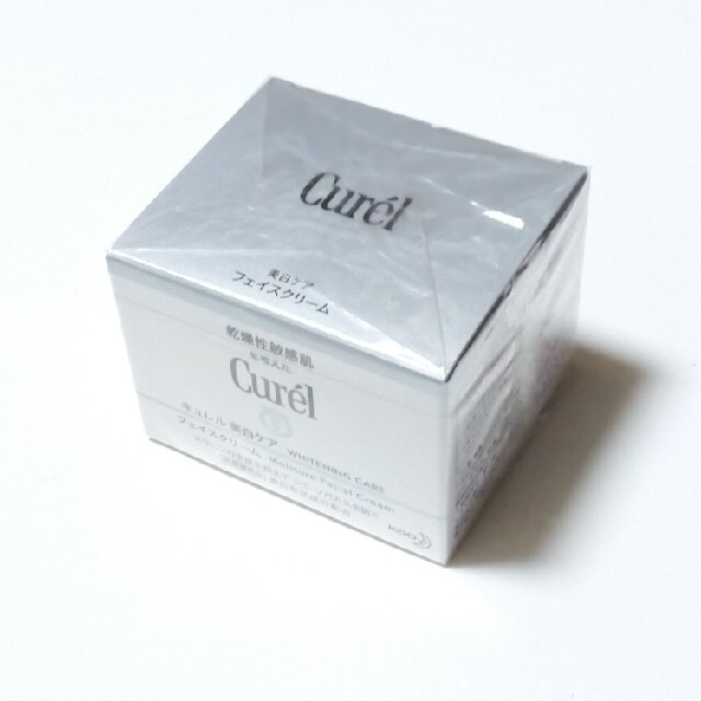 Curel(キュレル)のキュレル美白ケアフェイスクリーム コスメ/美容のスキンケア/基礎化粧品(フェイスクリーム)の商品写真