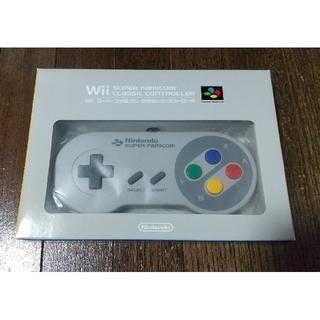 任天堂 - Wiiスーパーファミコンクラシックコントローラー