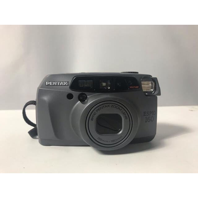 PENTAX(ペンタックス)のPENTAX ESPIO 160 コンパクトフィルムカメラ スマホ/家電/カメラのカメラ(フィルムカメラ)の商品写真