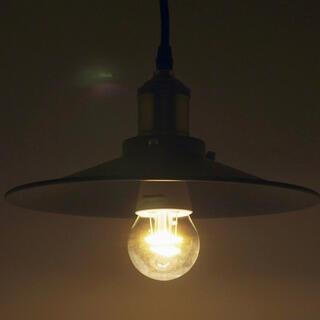 天井照明 電気 傘 レトロ 味のある雰囲気(天井照明)