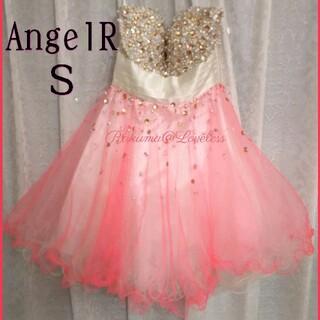 エンジェルアール(AngelR)のエンジェルアール ビジューミニドレス S(ナイトドレス)