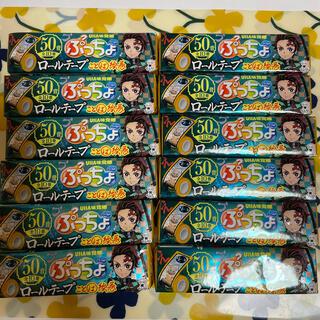 ユーハミカクトウ(UHA味覚糖)の鬼滅の刃 ぷっちょ 桃サイダー味 12個セット(キャラクターグッズ)