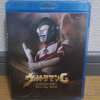 ウルトラマンG Blu-ray BOX〈5枚組〉(特撮)