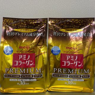 明治 - 明治アミノコラーゲン プレミアム 2袋