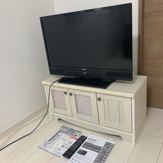 ミツビシデンキ(三菱電機)のテレビ32インチ 録画機能あり(テレビ)