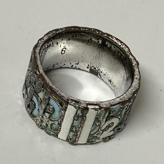 クリスチャンディオール(Christian Dior)のトロッターリング(リング(指輪))