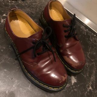 ドクターマーチン(Dr.Martens)のDr ドクターマーチン 3ホール(ローファー/革靴)