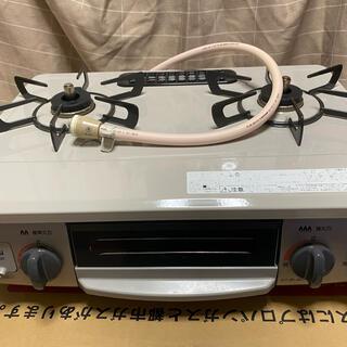 リンナイ(Rinnai)の【Ambi7様専用】 Rinnai  ガスコンロ 56センチタイプ(ガスレンジ)