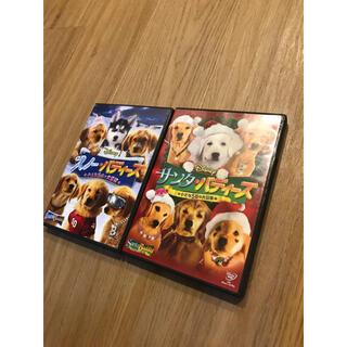 Disney - ディズニー サンタバディーズ スノーバディーズ DVD 2枚