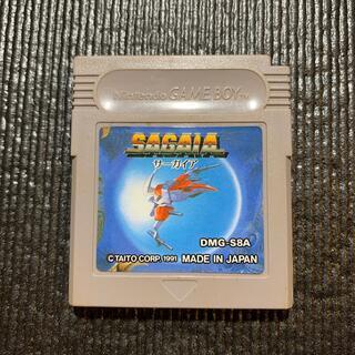 ゲームボーイ(ゲームボーイ)のGB サーガイア ゲームボーイ ソフト SAGAIA(携帯用ゲームソフト)