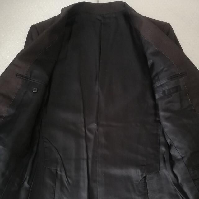 ATTACHIMENT(アタッチメント)の5351プールオム セットアップ テーラードジャケット サイズ3&3 ダークブラ メンズのスーツ(セットアップ)の商品写真