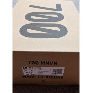 アディダス(adidas)のADIDAS YEEZY BOOST 700 MNVN BRIGHT CYAN(スニーカー)