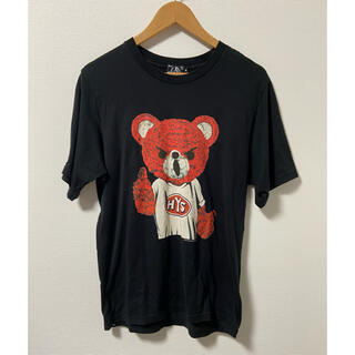 HYSTERIC GLAMOUR - Hysteric Glamour BEAR MASTER Tシャツ