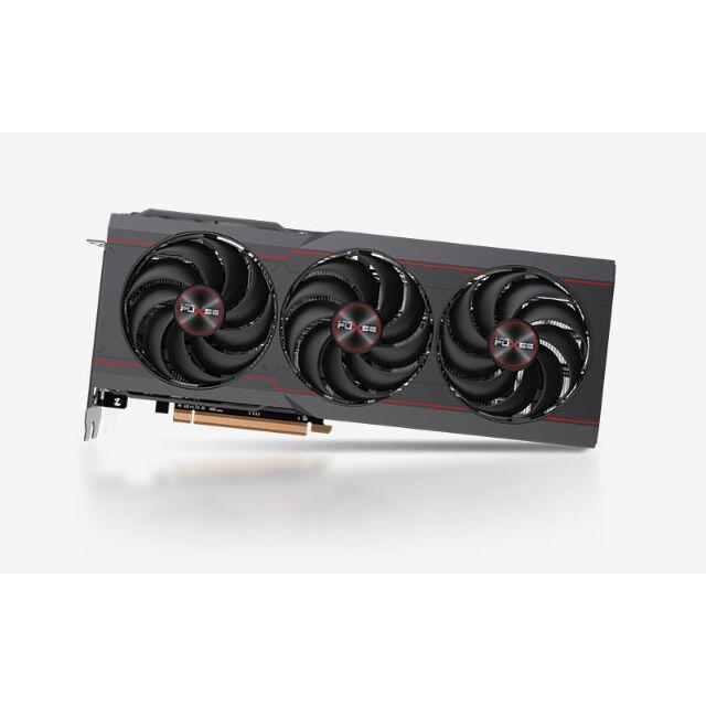 ASUS(エイスース)のSAPPHIRE Radeon RX 6800 PULSE マイニング スマホ/家電/カメラのPC/タブレット(PCパーツ)の商品写真