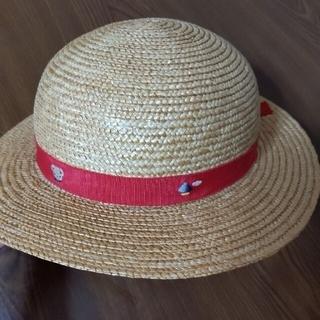 ファミリア(familiar)のファミリア 麦わら帽子 53(帽子)