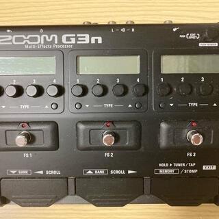 ズーム(Zoom)のZOOM G3n マルチエフェクター(エフェクター)
