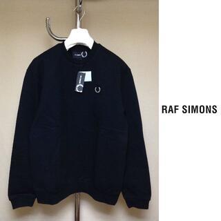 RAF SIMONS - 新品 S raf simons 20aw コラボスウェット 黒 589