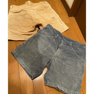 ハリウッドランチマーケット(HOLLYWOOD RANCH MARKET)のハリウッドランチマーケット 半ズボン2枚(ショートパンツ)