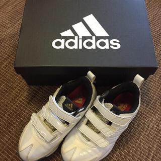 アディダス(adidas)の野球 トレーニングシューズ adidas アディダス 20cm(シューズ)