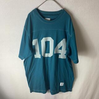 シュプリーム(Supreme)のシュプリーム フットボール Tシャツ(Tシャツ/カットソー(半袖/袖なし))