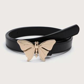 ZARA - 新品蝶々ベルト。
