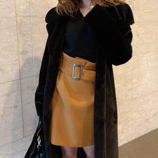 リゼクシー(RESEXXY)のハイウエストタイトスカート(ひざ丈スカート)