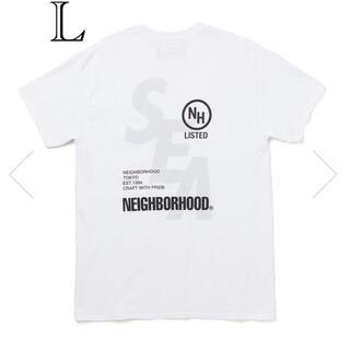 SEA - WIND AND SEA ネイバーフッド  Tシャツ Lサイズ