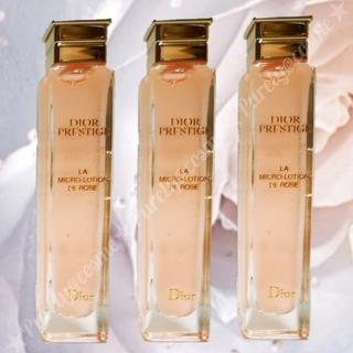 Dior - 【Dior】 ディオール プレステージ ローション ド ローズ 30ml×3本