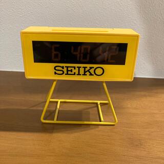 SEIKO - セイコー マラソンクロック 中古