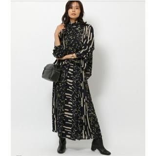 バンヤードストーム(BARNYARDSTORM)の♡新品未使用♡BARNYARDSTORM ジオメトリックスカート 0サイズ(ロングスカート)