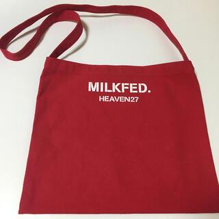 ミルクフェド(MILKFED.)のミルクフェド MILKFED ショルダーバッグ サコッシュ(ショルダーバッグ)