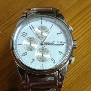 ディーアンドジー(D&G)のD&Gクロノグラフ  サンドパイパー(腕時計(アナログ))