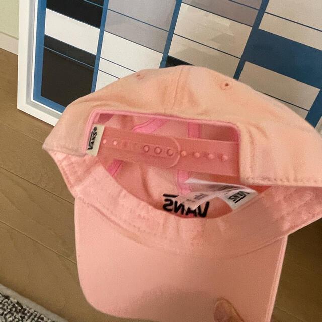 VANS(ヴァンズ)のVANSキャップ レディースの帽子(キャップ)の商品写真