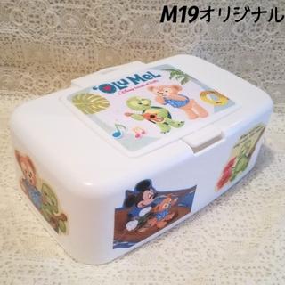 ダッフィー(ダッフィー)のm☆a様専用☆ダッフィー&オルメル&ミッキー♪ウェットティッシュケース☆ボックス(ティッシュボックス)