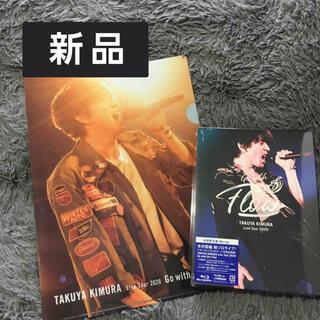 SMAP - Blu-ray木村拓哉TAKUYA KIMURA Live Tour 2020