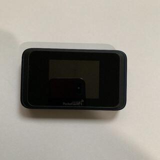 HUAWEI - Pocket WiFi 501HW ネイビーブルー 青黒 ソフトバンク