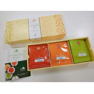 ルピシア(LUPICIA)のルピシア 15種 ティーバッグセット(茶)