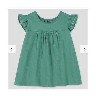 ユニクロ(UNIQLO)の⭐︎ミミ⭐︎様専用 UNIQLO 80cmお洋服3点セット(Tシャツ)
