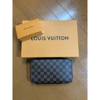 ルイヴィトン(LOUIS VUITTON)のルイヴィトン ジッピーXL  ダミエ 最終価格(長財布)